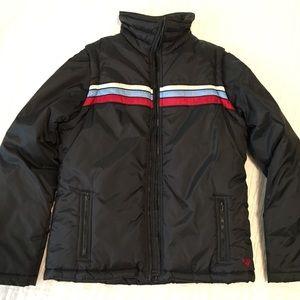 NEW Roxy Puffy Snow Jacket + Vest